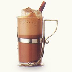 Кофе-латте смолоком